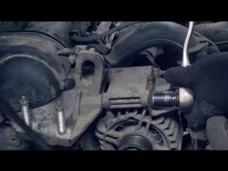 Ford Focus замена ГРМ Фотоотчёт на сайте https://goo.gl/fq8T8G
