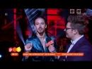 "Na planie ""The Voice of Poland"" тренеры Michał Szpak i Patrycja Markowska"