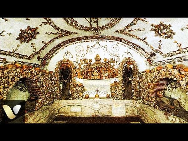 LUCΙFER'S ΤEMPLE CΗAMBERS ΒENEATH THE VATΙCAN (WHAT'S ΤHERE REVEALED)