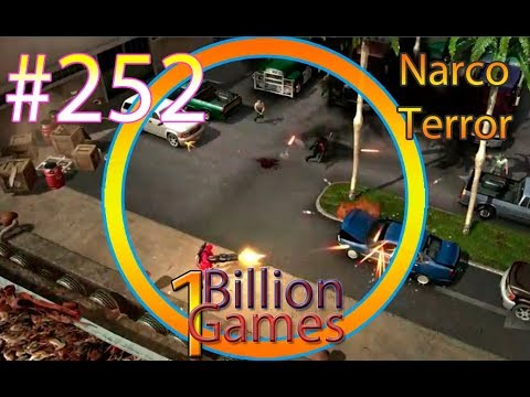 Narco Terror 1BillionGames 252 Play Station Games on English Учим английский по играм