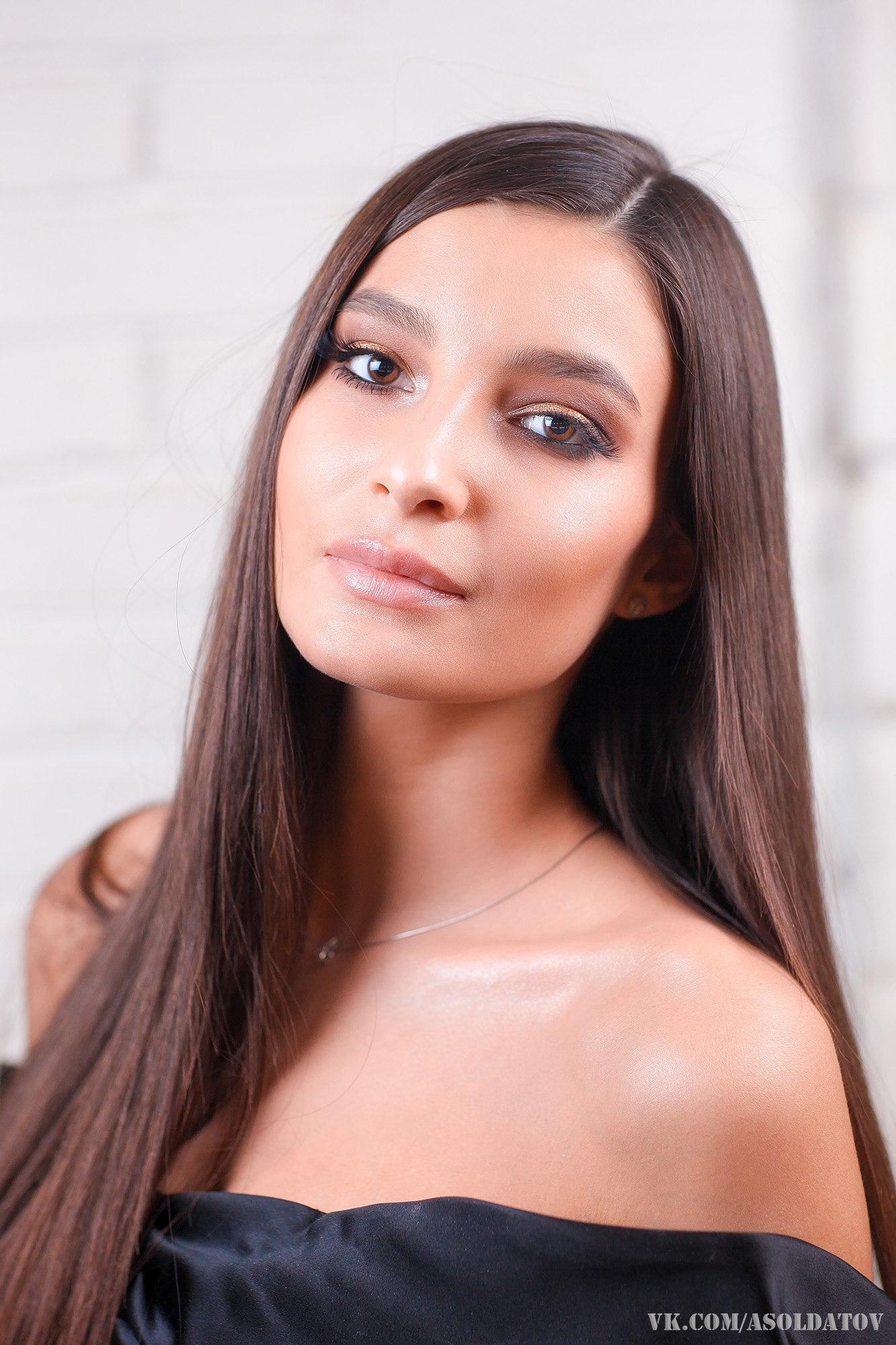 Участницы конкурса красоты Мисс студенчество-2018.