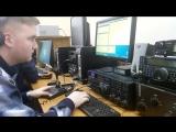 RK1M участие в межрегиональных соревнованиях по радиосвязи на КВ телефоном