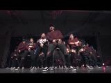 Танец Группы R3D ONE Dance