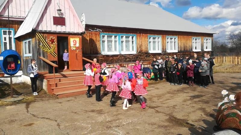 танец Горошки
