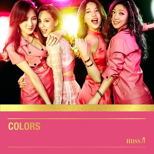 miss A альбом Colors