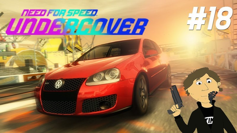 NEED FOR SPEED: UNDERCOVER - №18. Я НЕ МАСТЕР