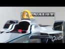 Future of racing Formula E unveils fully-electric car - the Spark-Renault SRT 01E