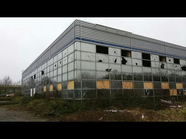 Abandoned Factory 2018