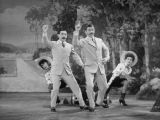Eddie Cantor and George Murphy Singing and Dancing To Some All Time Favorite Tunes