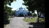 В ДЕНЬ СЕМЬИ, ЛЮБВИ И ВЕРНОСТИ. Крестный велопробег от Калинковичей до Юровичей. 8 июля 2018 года.