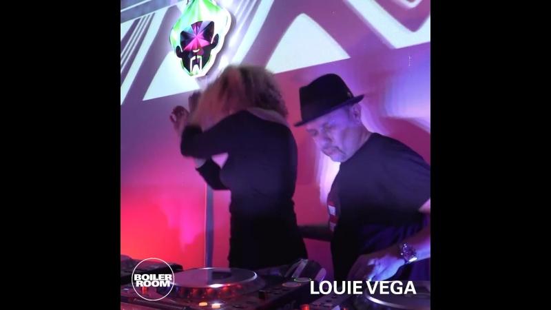 Boiler Room New York - Louie Vega