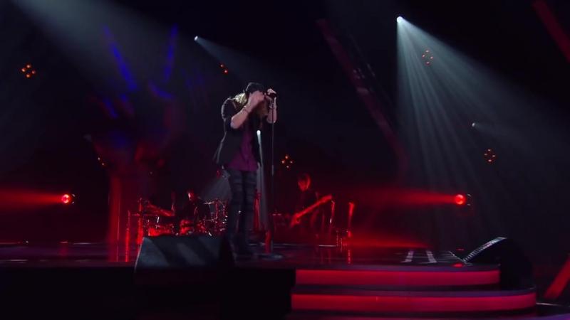 La Voix 4 _ Travis Cormier _ Auditions à laveugle _ Dream On