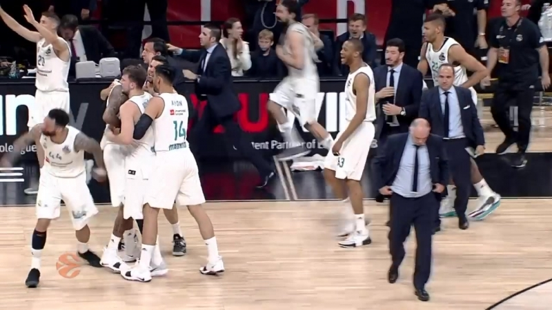 Championship Game Highlights Real Madrid - Fenerbahce Dogus Istanbul