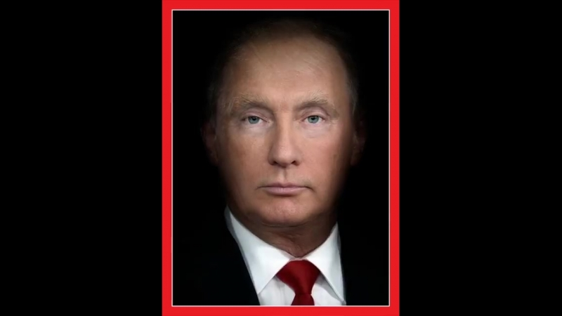 @realDonaldTrump Where does Vlad begin and Donald end