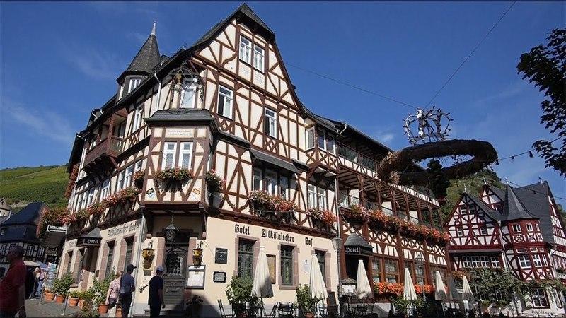 Bacharach am Rhein, Sehenswürdigkeiten der Stadt im UNESCO-Welterbe Oberes Mittelrheintal