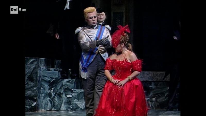 Rossini Opera Festival 2000 - Gioachino Rossini: La Cenerentola (Pesaro, 07.08.2000) - Act I-2