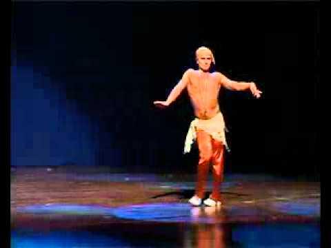 Это надо видеть Мужской восточный танец живота flv