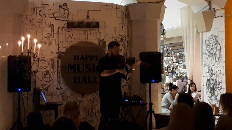 Pavel Deder Fragile Sting Happy Music Hall 09 03 2018
