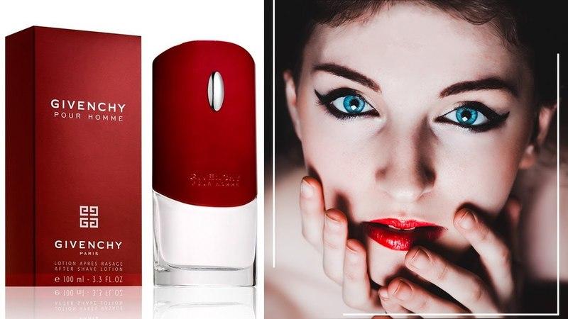 Givenchy Pour Home / Живанши Пур Хоме - обзоры и отзывы о духах