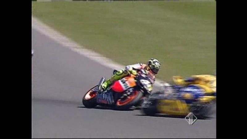 MotoGP 2003 round 8 British GP RACE
