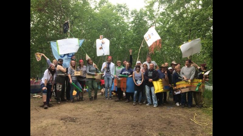 Пиратские Приключения в ArmenyCasa | 14.07.2018 | Камчатка