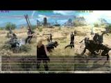 [4K] Final Fantasy XV – PC vs. PS4 Pro vs. Xbox One X Сравнение графики и количества кадров в секунду