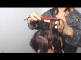 Сложная женская стрижка, сочетающая техники градации, слои и элементы дисконекции