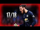 David De Gea ● Saves Compilation ● 2017/18|Manchester United|HD