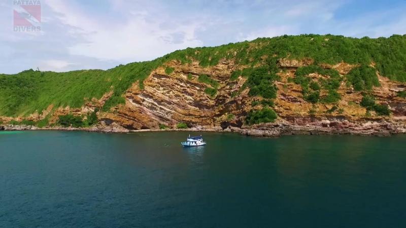 Остров Ко-Чуан, Ю-З мыс — коралловый дайвсайт для новичков