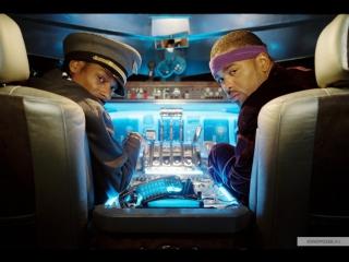 Улетный транспорт / Soul Plane.2004 -[ В главных реперы : Snoop Dogg. Method Man.].РУС/Fps.25/16:9/HD.720.p