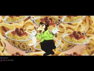 somebody toucha my spaghett