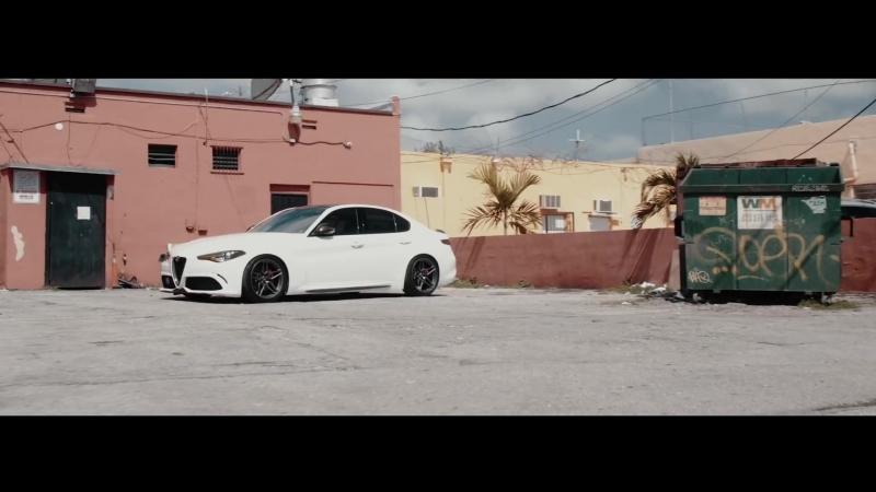 """Alfa Romeo Giulia ¦ """"Padron Power"""" ¦ Vossen Forged M-X1"""