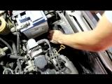 Замена вентилятора охлаждения радиатора в Шевроле Ланос (Chevrolet Lanos)