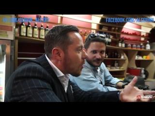 Покупки за Ванкоин кушаем в ресторане за криптовалюту OneCoin digital currency