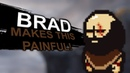 What if Brad from Lisa: The Painful RPG was in Smash Bros? (Smash Bros Lawl Moveset)