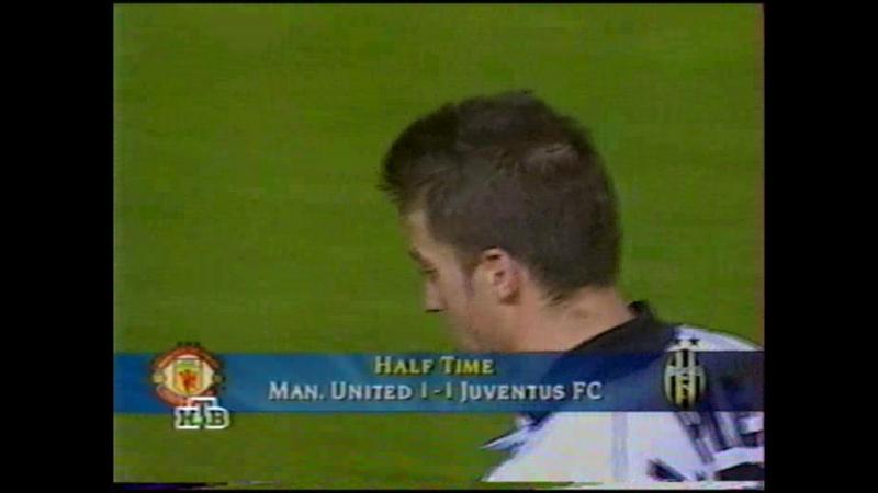 77 CL-1997/1998 Manchester United - Juventus 3:2 (01.10.1997) HL