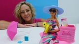 Nicoles Wunderbox - Barbie will an den Strand - Puppenvideo
