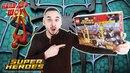 Папа Роб: распаковка набора LEGO MARVEL SUPERHEROES!