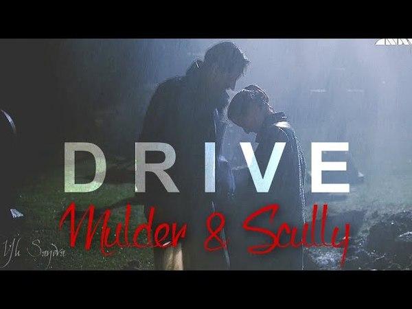 ϟ all we do is drive || The X-Files