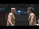 Jun Akiyama vs Naomichi Marufuji AJPW Champion Carnival 2018 Day 13