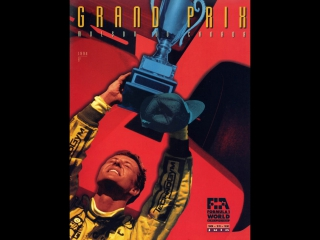 F1 1994. 06. гран-при канады, гонка