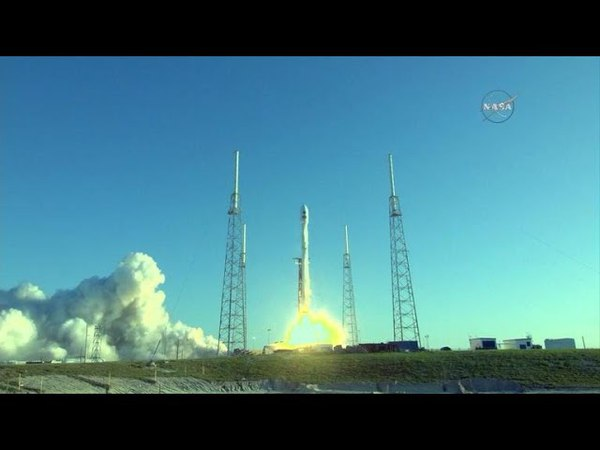 SpaceX launches NASA planet-hunting satellite