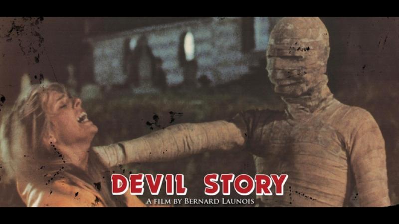 Дьявольская история / Il etait une fois le diable (1985)