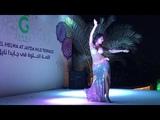 Emily bellydancer in Cairo - Elli Bana(by Ragheb Alama