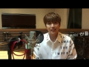 Greeting 180715 MBC The Starry Night's 26th DJ B1A4 Sandeul