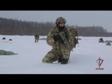 Подготовка спецназа Росгвардии к учениям на Крайнем Севере
