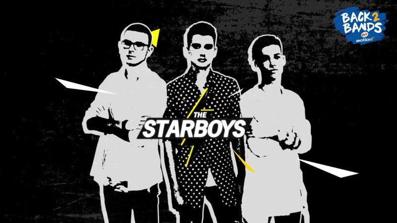 The Starboys - Όλα Γίνε (Amita Motion Back 2 Bands)