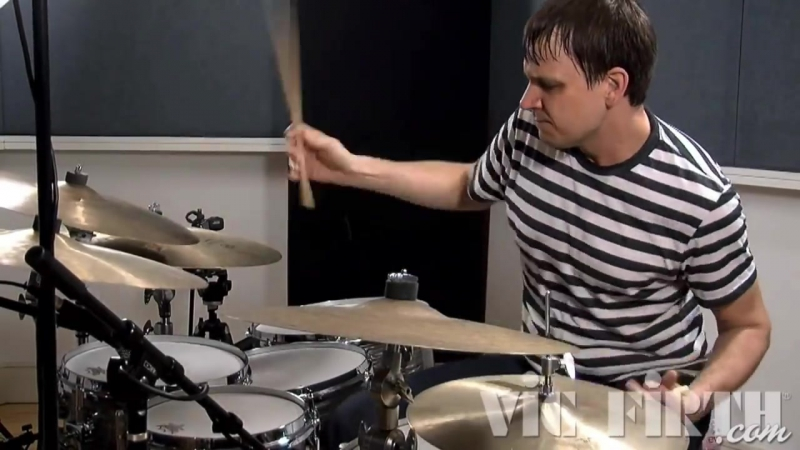 Keith Carlock Paradiddle Diddles _ STUDY THE GREATS