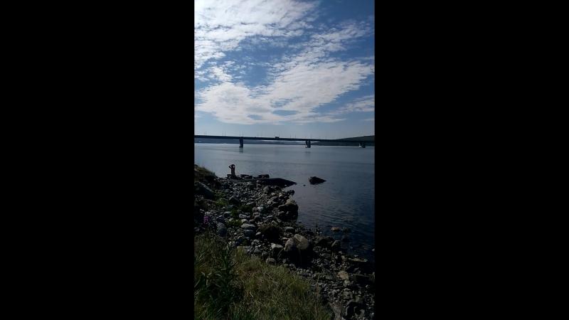 17.07.2018 года, на заливе Баренцево моря г. Мурманск......