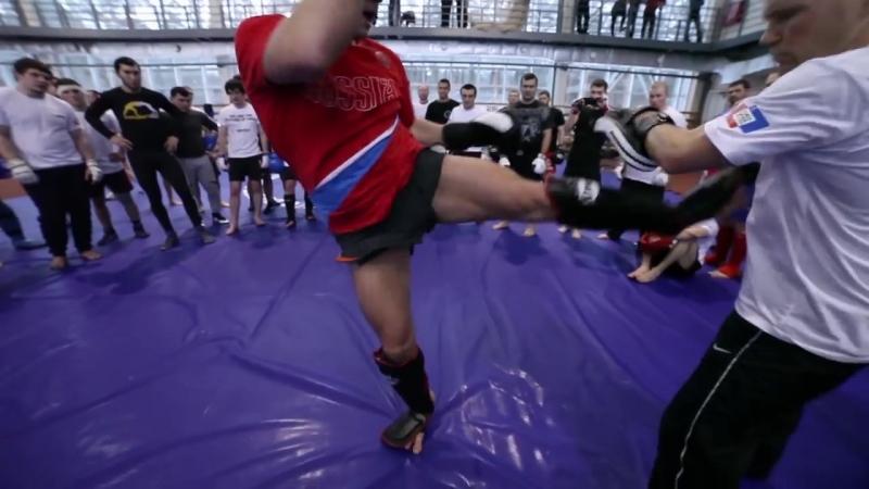 Как правильно бить ногами.